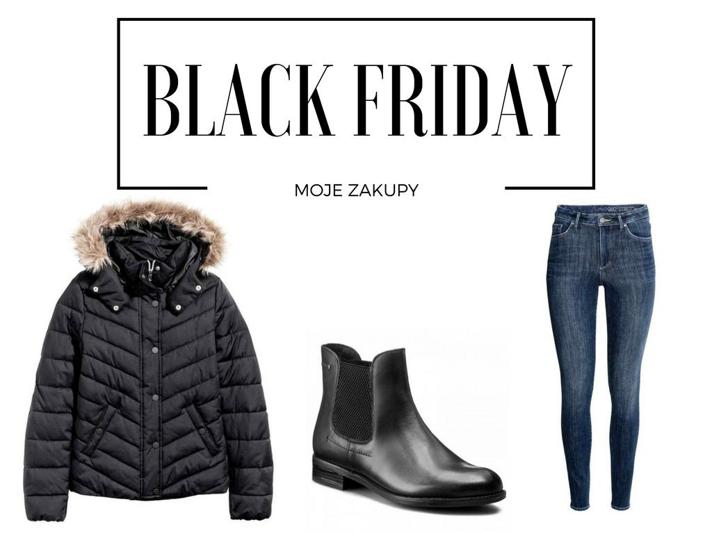Co upolowałam w Black Friday – moje zakupy ubraniowe i historie życia