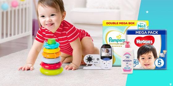 كوبون خصم بقمة 15% على كل منتجات الاطفال مع امازون الامارات