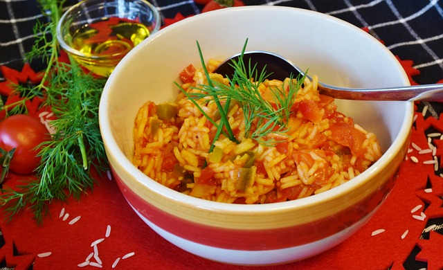 How to make tomato rice   Quick-Spice.com   Food Hack