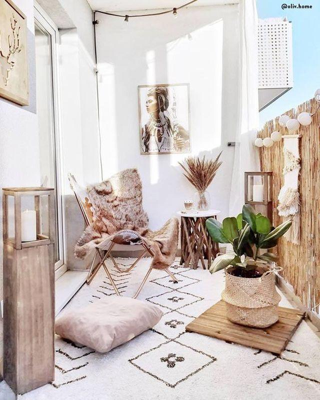 piccoli balconi perfetti per la stagione estiva