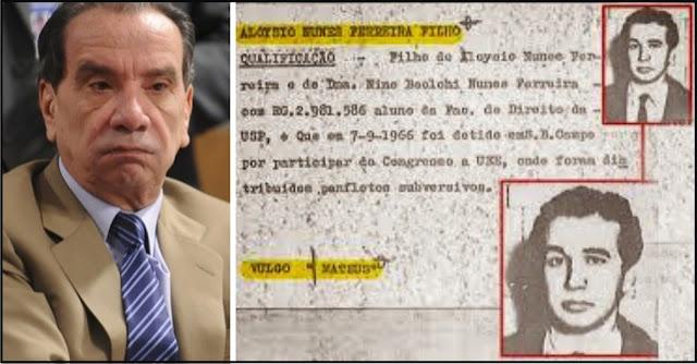Temer escolhe ex-motorista do terrorista Mariguella o senador Aloysio Nunes como ministro das Relações Exteriores
