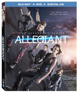 Divergente La Serie: Leal (2016) HD 1080p