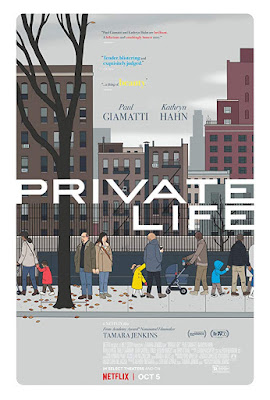 Sinopsis Film Private Life (2018)