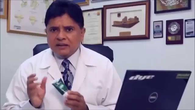 Dr Ismail Tambi pakar sakit lelaki dan krim lelaki xgene royale