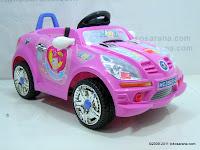 1 Mobil Mainan Aki Junior JB18 Dynamic