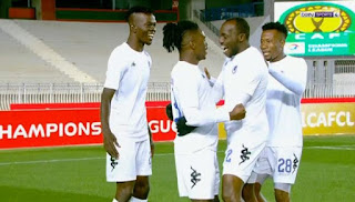 ملخص واهداف مباراة الهلال السوداني وشباب بلوزداد (1-1) دوري ابطال افريقيا