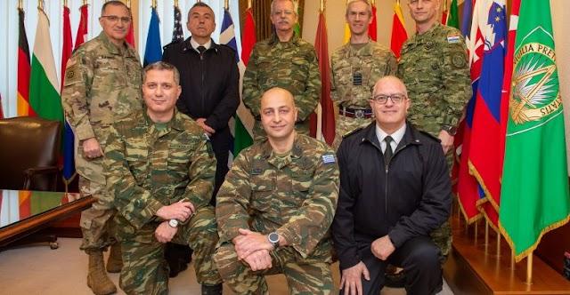 Βράβευση δύο Ελλήνων Υπαξιωματικών από τον SACEUR (ΦΩΤΟ)