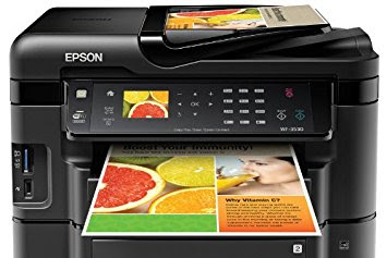 Download Epson WorkForce WF-3530 Drivers