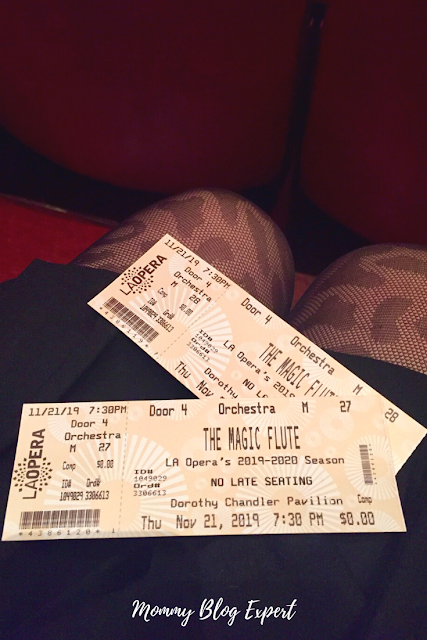 The Magic Flute Tickets