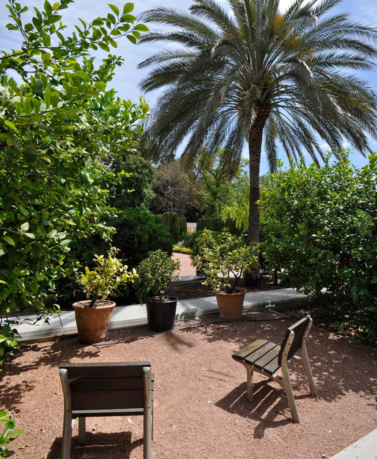 Val ncia arena y cal el jard n de las hesp rides de valencia for Jardin de las hesperides valencia