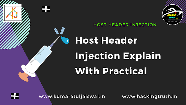host header injection explain with practical