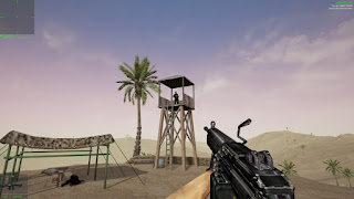 Free Download Desert Thunder Strike Force Games For PC Full Version - ZGASPC