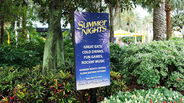 Summer Nights no SeaWorld Orlando