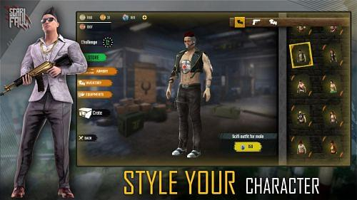 5 Best Offline Android Games Like Pubg Mobile Lite That Are Under 500 Mb In Size
