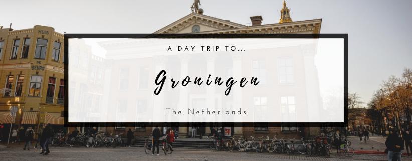 Day trip to Groningen, Netherlands