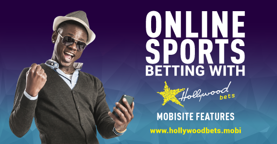 Man in sunglasses celebrates while looking at his phone