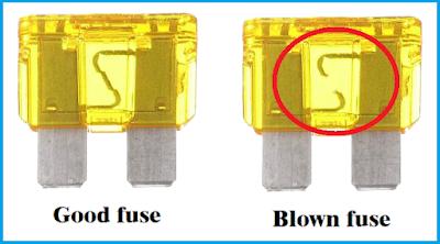 cara kerja fuse isuzu traga