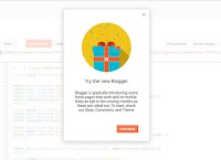 Blogger Rolled Out New Dashboard with Fresh Look!