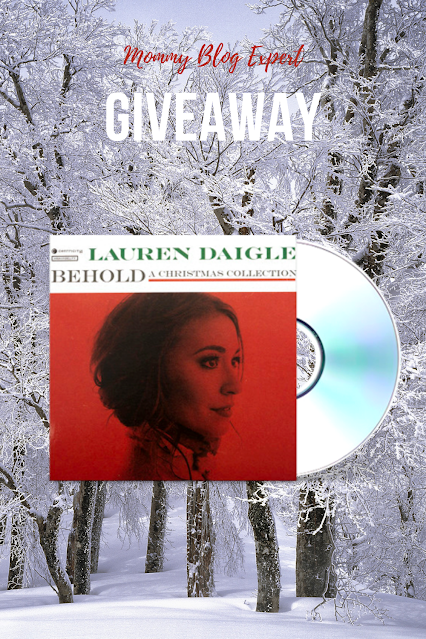 Lauren Daigle Behold A Christmas Collection Holiday CD