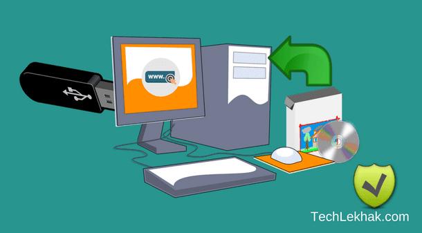 Antivirus Ke Bina PC Virus Ko Remove Kaise Kare
