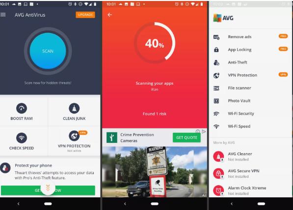 4+ Aplikasi Antivirus Gratis Terbaik untuk Ponsel Android 4