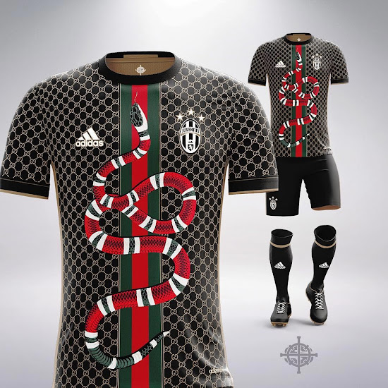Juventus Gucci Concept Kit By Settpace Footy Headlines