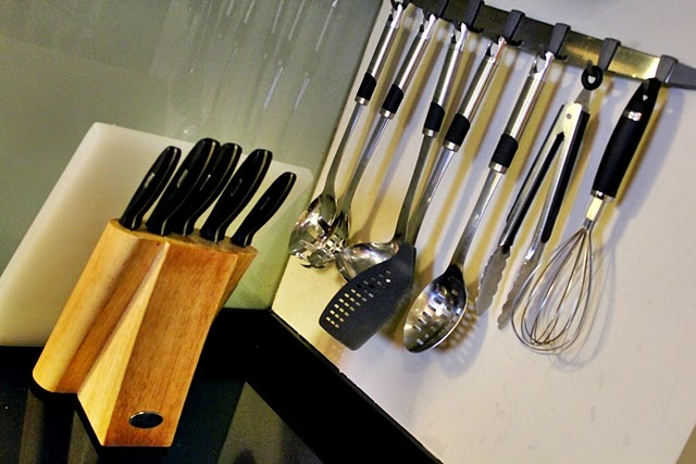 Oakwood Manila / Kitchen Tools