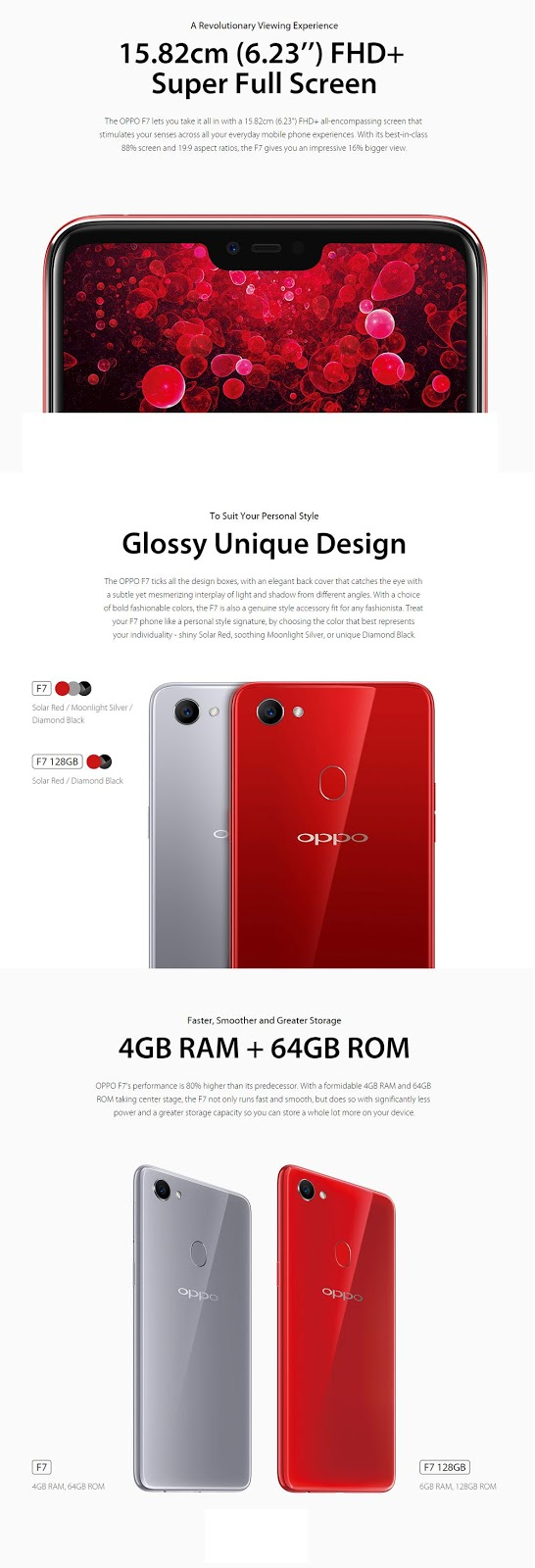 PROMO: The New Oppo F7 6 23 Is Here With FREE Olike Magic