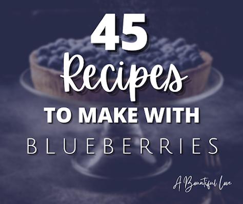 Blueberry-Recipes