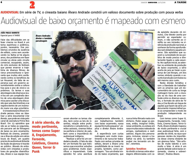 ff10b5cd3cd47  Matéria publicada originalmente no Jornal A Tarde, dia 20 12 2018