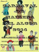 Carnaval de Mairena del Alcor 2014