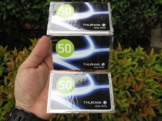 Voucher Hape Thuraya 50 Unit