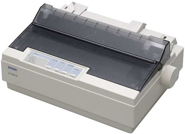 Epson lx-300 free driver download.