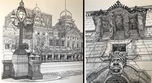 00-Paul-Meehan-Classic-Architecture-Ink-Drawings-www-designstack-co