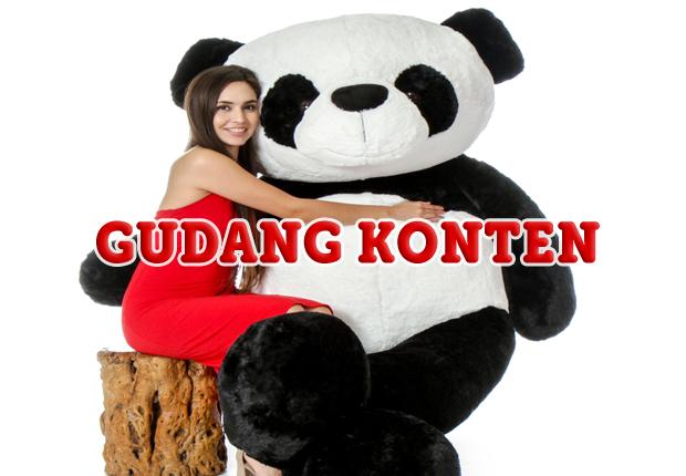 Boneka Panda Super Besar 2