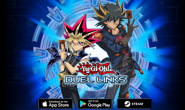 Total Size Game Yu-Gi-Oh! Duel Link Android Versi 3.0.1 September 2018