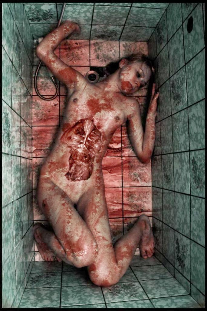 Think, nude horror naked girls