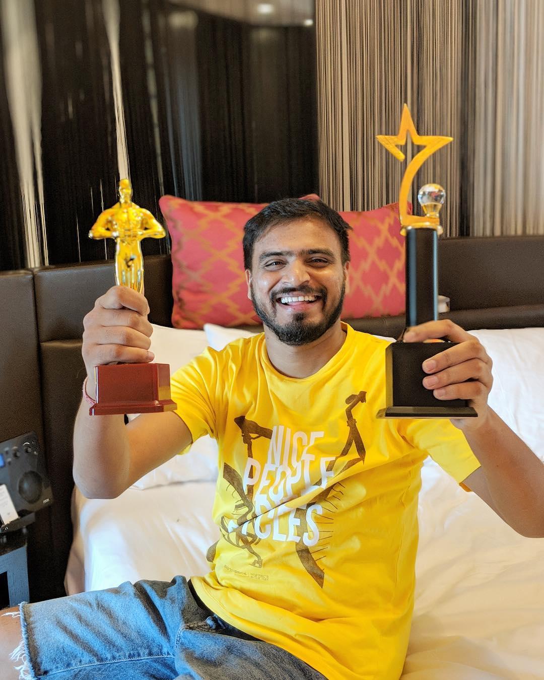 Amit Bhadana Won Two National Awards