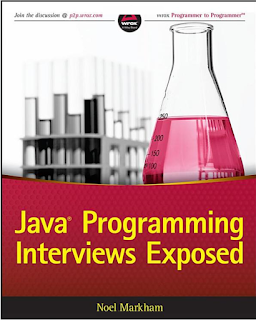 Good books for Java Programming interviews