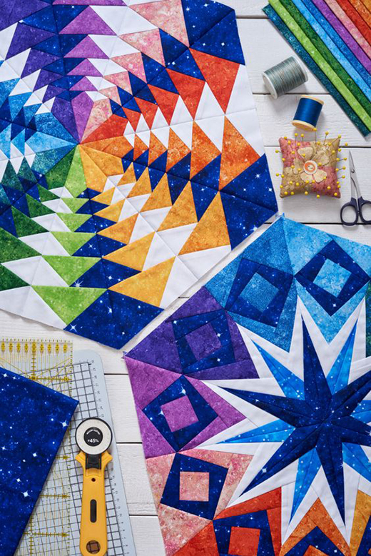 Five Efficient Tips For More Creative Quilting Time