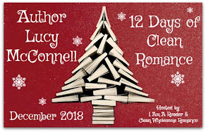 12 Days of Clean Romance featuring Lucy McConnell – 5 December