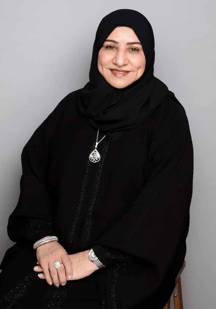 دكتورة نادية الصايغ صاحبة مؤسسة المشاعر الإنسانية بالامارات تحطي بلقب الأم المثالية للوطن العربي