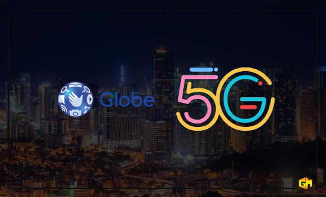 Globe 5G Gizmo Manila