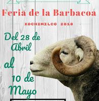 feria de la barbacoa xochimilco 2018