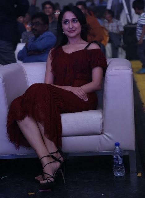 Actress Pragya Jaiswal at Nakshatram Audio Launch  Photos