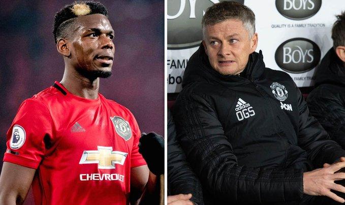 BAD!! Man Utd Coach Solksjaer Confirms Paul Pogba Injured Again, Set For Surgery After 2-0 Arsenal Loss