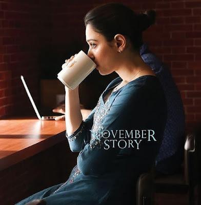 November Story actress Tamanna Bhatia