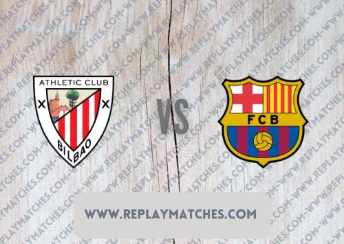 Athletic Bilbao vs Barcelona -Highlights 21 August 2021