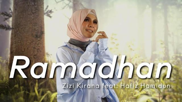 Lirik lagu Zizi Kirana Ramadhan feat Hafiz Hamidun