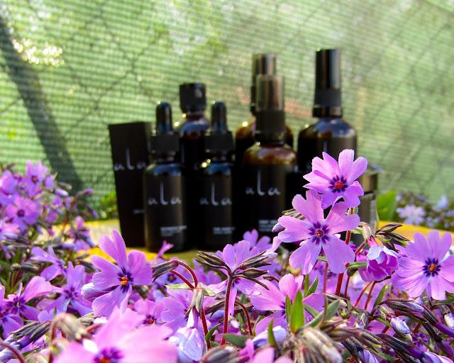 Kosmetyki naturalne marki Ala - piękno płynące z natury